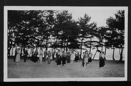 Japan: Physical education and recreation YWCA of the U.S.A. photographic records