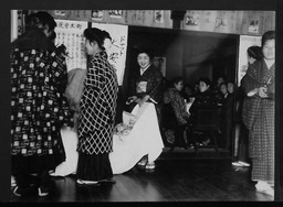 Japan: Program YWCA of the U.S.A. photographic records
