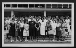 Jamaica YWCA of the U.S.A. photographic records