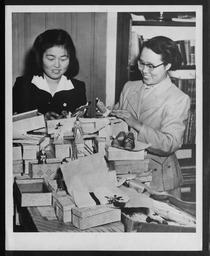 Korea: Children and teens YWCA of the U.S.A. photographic records