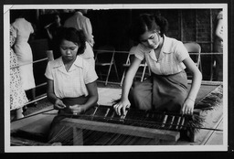 Korea: Classes YWCA of the U.S.A. photographic records