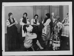 Latvia and Estonia YWCA of the U.S.A. photographic records