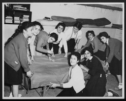 Lebanon: Teens YWCA of the U.S.A. photographic records
