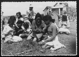 Madagascar YWCA of the U.S.A. photographic records