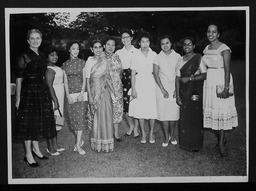 Malaya YWCA of the U.S.A. photographic records