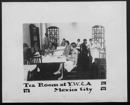 Mexico: Miscellaneous YWCA of the U.S.A. photographic records