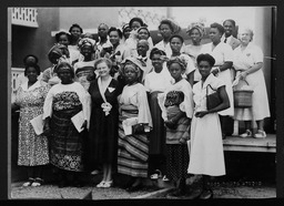 Nigeria YWCA of the U.S.A. photographic records