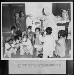 Pakistan YWCA of the U.S.A. photographic records
