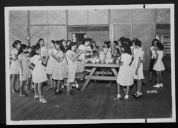 Philippines: Health and nutrition YWCA of the U.S.A. photographic records