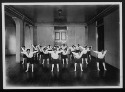 Phillippines: Physical education YWCA of the U.S.A. photographic records