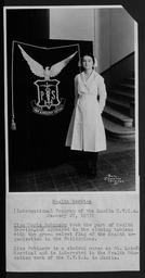 Philippines: Program YWCA of the U.S.A. photographic records