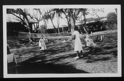 Philippines: Recreation and dance YWCA of the U.S.A. photographic records
