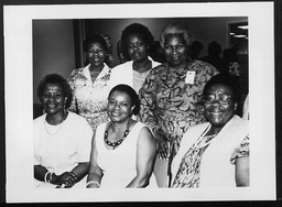 South Africa: Consultation in New York YWCA of the U.S.A. photographic records