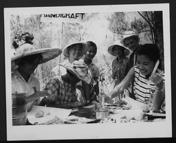 Taiwan: Camping YWCA of the U.S.A. photographic records