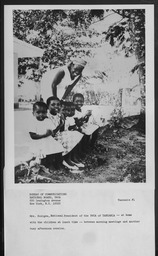Tanzania YWCA of the U.S.A. photographic records