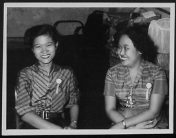 Thailand: Bazaars and fashion shows YWCA of the U.S.A. photographic records