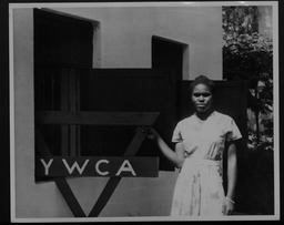 Uganda: Buildings and conferences YWCA of the U.S.A. photographic records