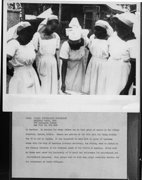 Uganda: Health and nutrition YWCA of the U.S.A. photographic records
