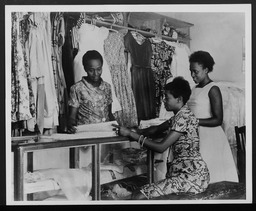 Uganda: Women at work series YWCA of the U.S.A. photographic records