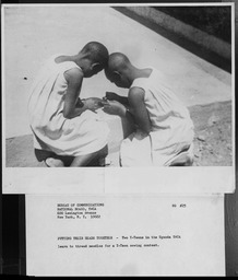 Uganda: Y-Teens YWCA of the U.S.A. photographic records