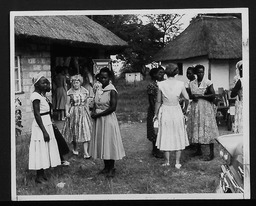 Zambia/Northern Rhodesia YWCA of the U.S.A. photographic records