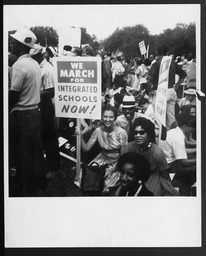 Advocacy: Demonstrations, parades, and protests YWCA of the U.S.A. photographic records