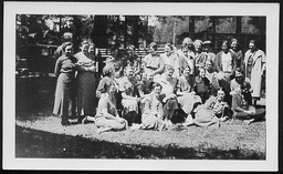 Personnel and training: General YWCA of the U.S.A. photographic records