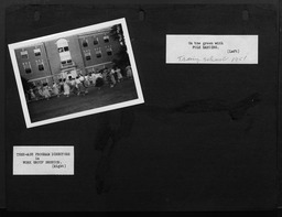 Personnel and training: School for Professional Workers YWCA of the U.S.A. records, Record Group 9. Photographs