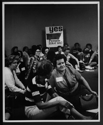 Personnel and training: National YWCA Program Institute for Executive Directors and Program Directors YWCA of the U.S.A. photographic records
