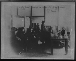 Employed women YWCA of the U.S.A. photographic records