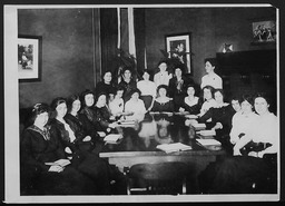 Employed women: Clubs YWCA of the U.S.A. photographic records