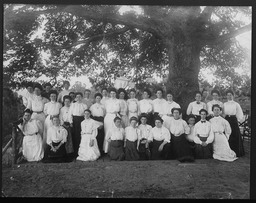 Employed women: Conferences YWCA of the U.S.A. photographic records