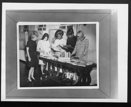 Employed women: Business Office Culture Project YWCA of the U.S.A. photographic records