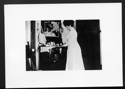 Employed women: Mill villages work YWCA of the U.S.A. photographic records