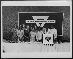 Race and racial justice: National Convocation on Racial Justice YWCA of the U.S.A. photographic records