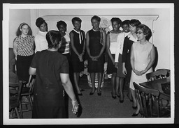 National programs: Summer Youth Demonstration Project YWCA of the U.S.A. photographic records