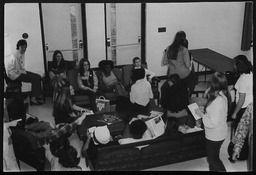 National programs: Teen counseling project YWCA of the U.S.A. photographic records