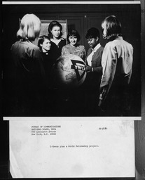 National programs: World Fellowship YWCA of the U.S.A. photographic records