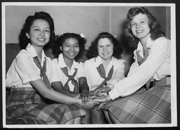 Community association programs: General YWCA of the U.S.A. photographic records