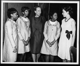 Employed women: Job Corps-YWCA Extension Residence Program YWCA of the U.S.A. photographic records