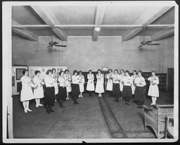Community association programs: Groups YWCA of the U.S.A. photographic records
