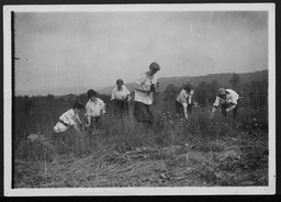 Camping and outdoor recreation: General YWCA of the U.S.A. records, Record Group 9. Photographs
