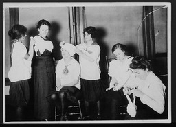 Health: Community association programs YWCA of the U.S.A. photographic records