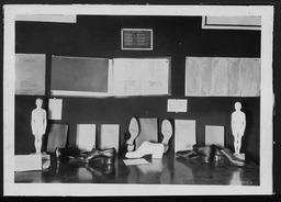 Health: Feet and shoes YWCA of the U.S.A. photographic records