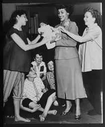 Health: Prenatal care YWCA of the U.S.A. photographic records