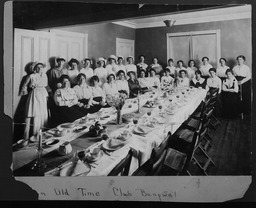Recreation: Parties and events YWCA of the U.S.A. photographic records