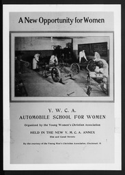 World War I: Patriotic League and homefront activities YWCA of the U.S.A. photographic records