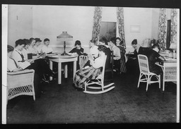 World War I: Yeomanettes YWCA of the U.S.A. photographic records