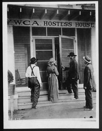 World War I: Hostess houses, Georgia YWCA of the U.S.A. photographic records