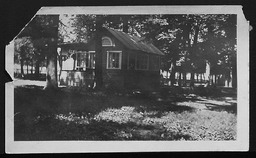 World War I: Hostess houses, Pennsylvania YWCA of the U.S.A. photographic records